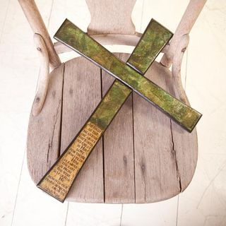 God's Great Love Cross by Studio JRU for (in)courage
