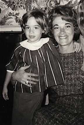 Robin Dance and Mom 2