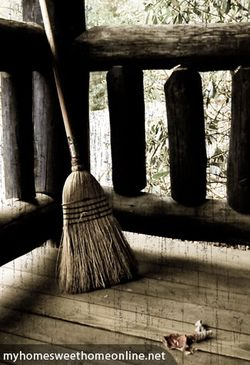 Broom by Dawn at My Home Sweet Home Online
