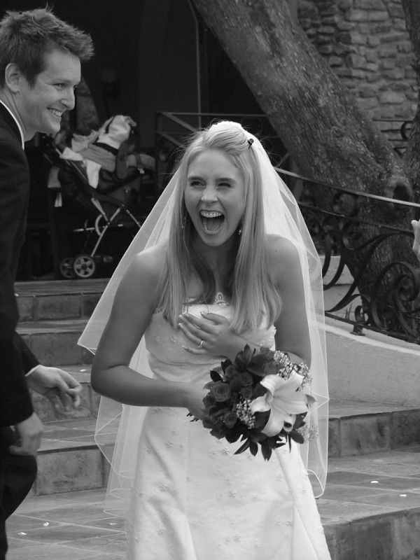Wedding highs
