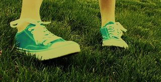 Sneakers by D Sharon Pruitt