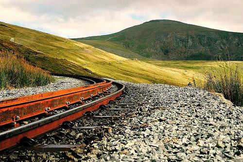 Tracks photo by Richard O