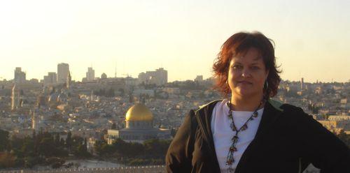 Melissa in Israel 2