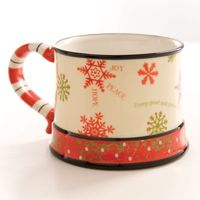 Meaning of the Snowflake Mug - Holley Gerth for DaySpring