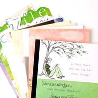 Hope and Encouragement Card Pack by DaySpring