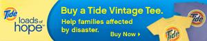 Tide Loads of Hope