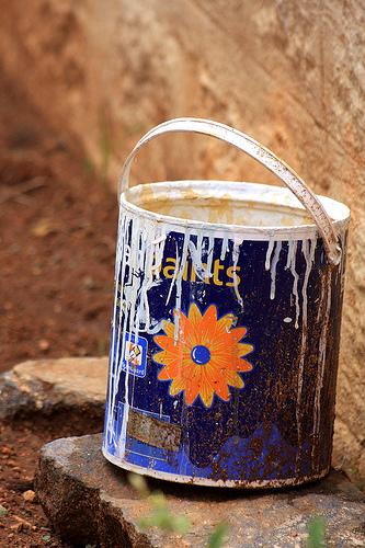 Bucket photo by Kabils (flickr)