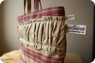 Gussy bag