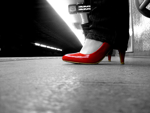 High Heels phot by Denis Todorut (flickr)