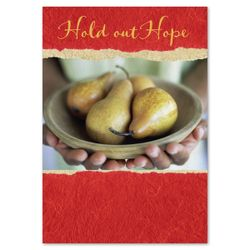 Hold out Hope card by Holley Gerth for DaySpring
