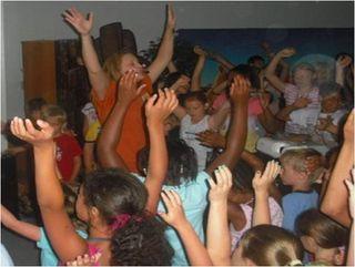 Melody at Boys & Girls Club