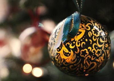 Ornament photo by Greengymdog (flickr)