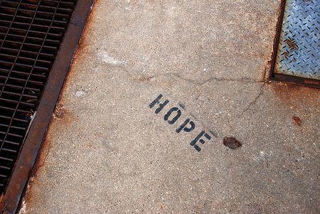 Sidewalk Hope