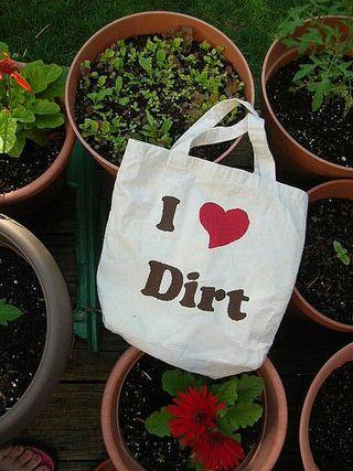I heart dirt