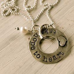 Take Hope to Heart by Lisa Leonard