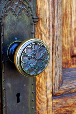Foto Doorknob por andycoan (flickr creative commons)