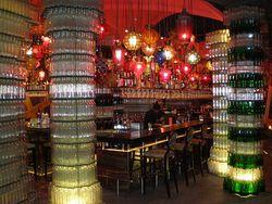 Glass Restaurant by CosmoPolitician (flickr)