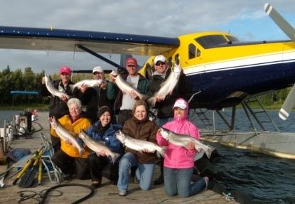Alaska Flyout & Fishing Trip