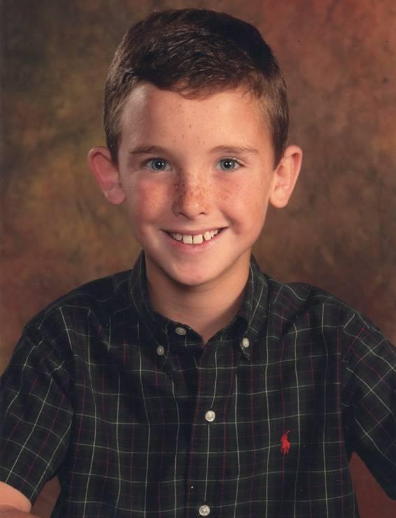 Matthew Russell – A Little Boy with Big Faith